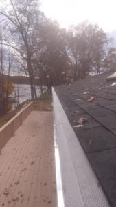 Custom Fit Gutter Protection