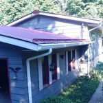 Gutter Protection for Steel Roof