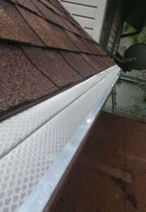 Gutters With Surgical Grade Stainless-steel Micromesh