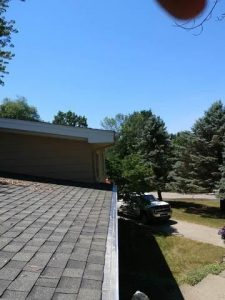 Self-cleaning State-of-the-art Gutter System