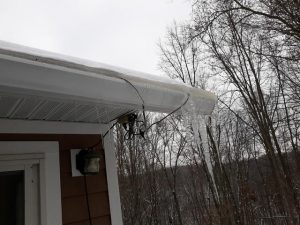 Unprotected Gutters
