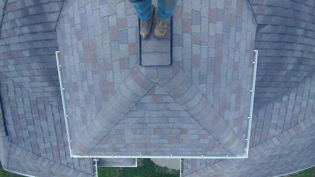 Guaranteed Gutter Protection - Before