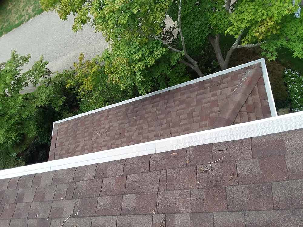 Gutter Guards Replaced - After