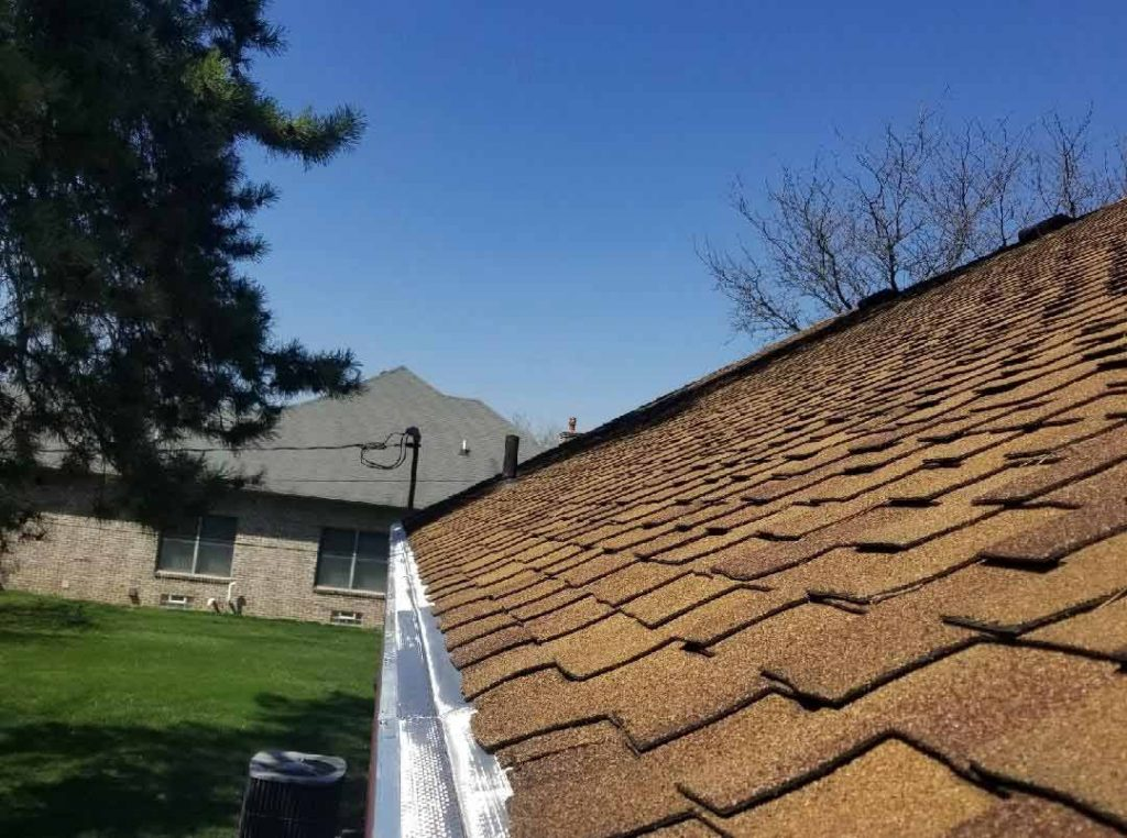 Home Gutter Protection - After