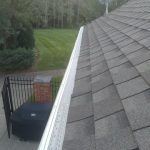 MasterShield Gutter Guards Installed
